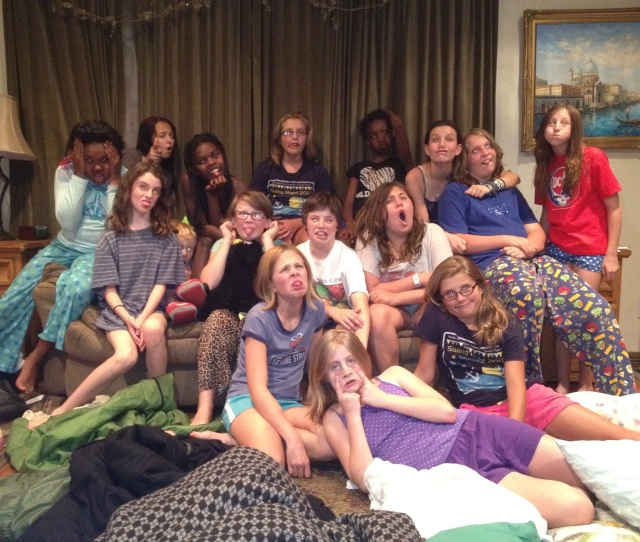 20 Tips For A Successful Slumber Party Without Committing Suicide Or Homicide