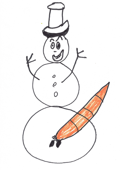 Frosty the Lecherous Snowman